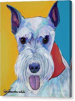 Roxy Canvas Print by Pat Saunders-White