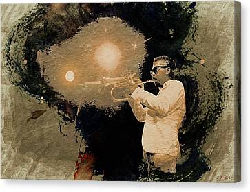 Roy Hargrove, Rustic Times  Canvas Print