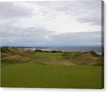 Royal Aberdeen Scotland Golf Canvas Print