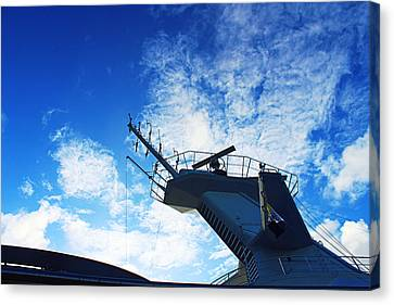 Royal Caribbean Cruise Canvas Print by Infinite Pixels