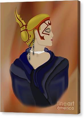 Royalty Canvas Print by Linda Seacord