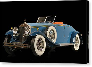 Royce Phantom II Canvas Print