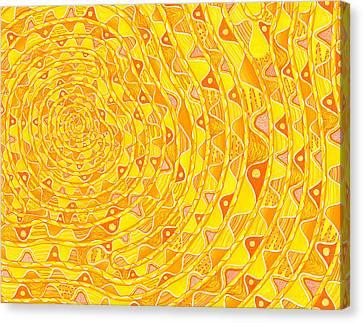 Royspin Canvas Print by Dave Migliore