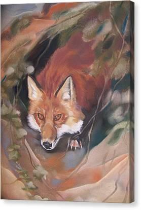Rudy Adult Canvas Print