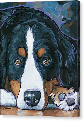 Canvas Print - Rudy by Nadi Spencer