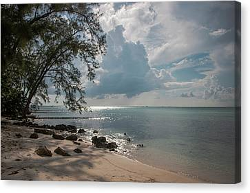 Rum Point Canvas Print