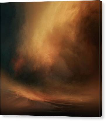 Rupture Canvas Print