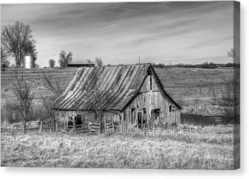 Rural Iowa Canvas Print