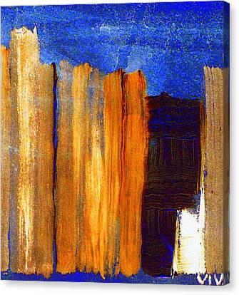 Rural Landscape 1.1 Canvas Print by VIVA Anderson