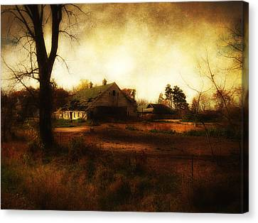 Rural Minnesota Canvas Print