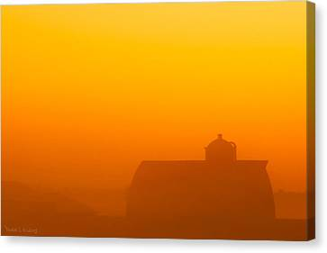 Rural Radiance Canvas Print by Todd Klassy