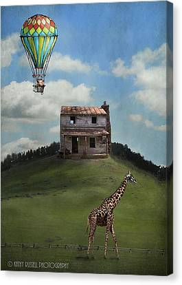 Rural World Canvas Print
