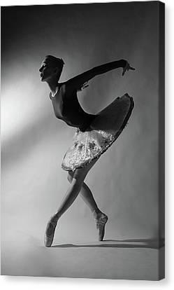 Russian Ballerina Canvas Print