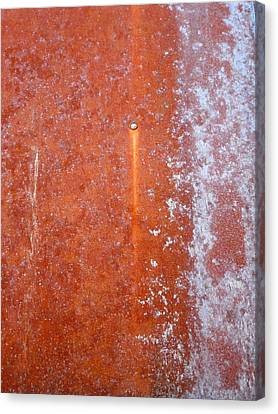 Rust Canvas Print by Holly Anderson