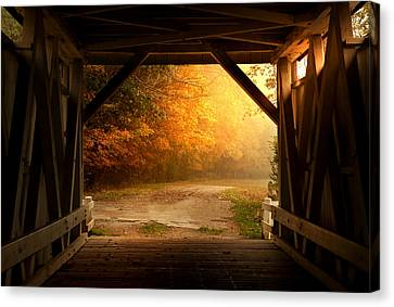 Rustic Beauty 2.0 Canvas Print by Rob Blair