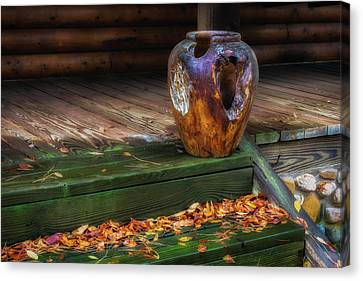 Canvas Print - Rustic Front Porch by James Barber