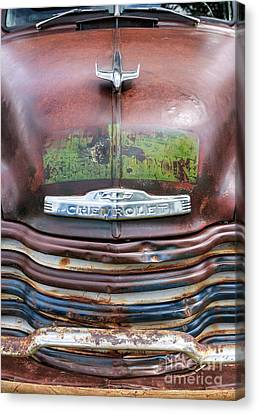 Canvas Print featuring the photograph Rusty 49 by Tim Gainey