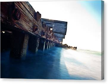 Rusty But Not Broken Canvas Print