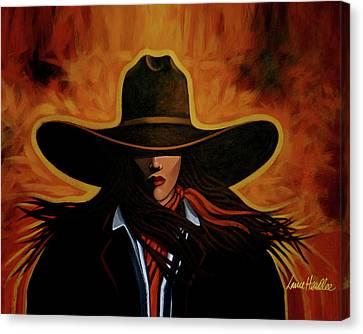 Rusty Canvas Print by Lance Headlee