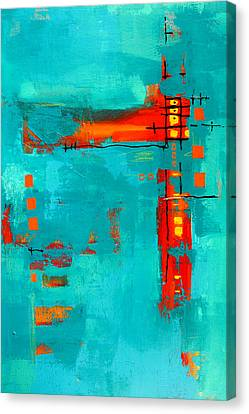 Rusty Canvas Print