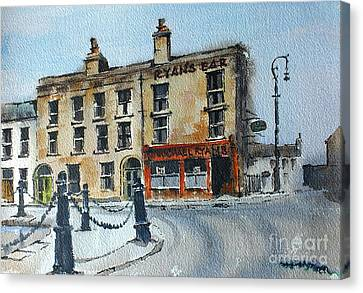 Ryans Bar, Portobello, Dublin Canvas Print