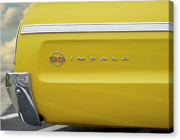Canvas Print - S S Impala by Mike McGlothlen