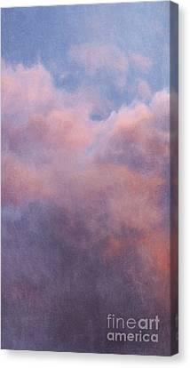 Summer Solstice Night Sky 3 Canvas Print