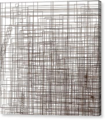 S.3.30 Canvas Print by Gareth Lewis