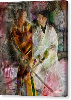 Sabre Dance Canvas Print