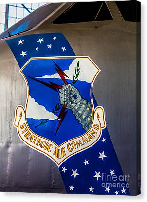 Strategic Air Command Canvas Print by Jon Burch Photography