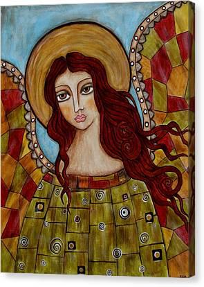 Sachael Canvas Print by Rain Ririn