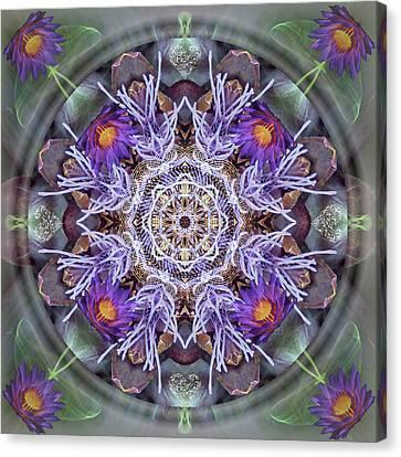 Sacred Emergence Canvas Print