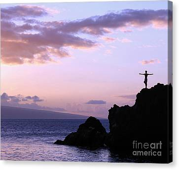 Sacred Tribute Canvas Print