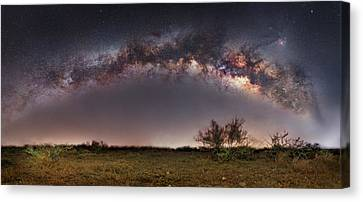 Safe And Sound Canvas Print by Matt Smith