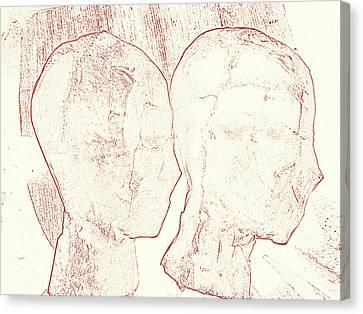 Safely Forgotten Canvas Print