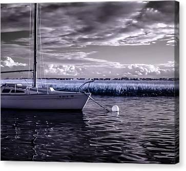 Sailboat 04 Canvas Print