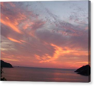 Sailors Delight Canvas Print by James Johnstone