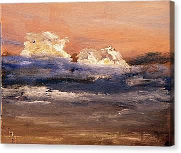 Sailors' Delight Canvas Print by Michael Helfen