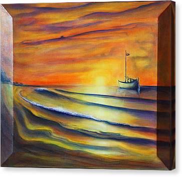 Sailor's Delight Canvas Print