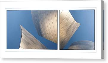 Sails Canvas Print by Kevin Bergen