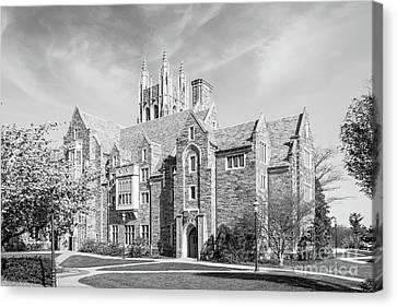 Saint Joseph's University Barbelin/ Lonergan Hall Canvas Print