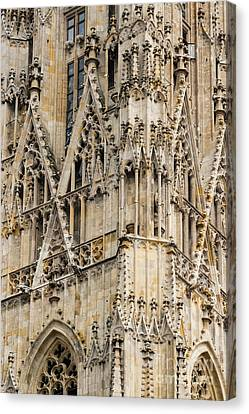 Saint Stephens Facade One Canvas Print