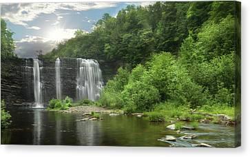 Salmon River Falls Canvas Print