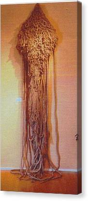 Salome Canvas Print by Bernard Goodman