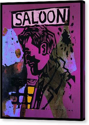 Saloon 1 Canvas Print