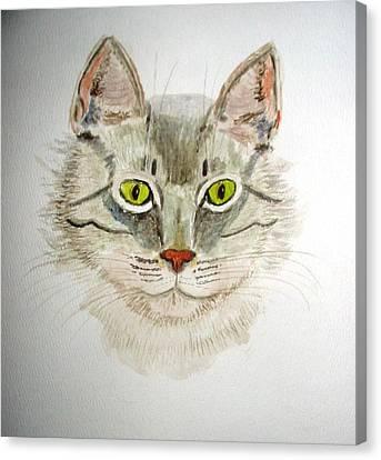 Sammy Canvas Print
