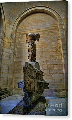 Samothrace Color  Canvas Print by Chuck Kuhn