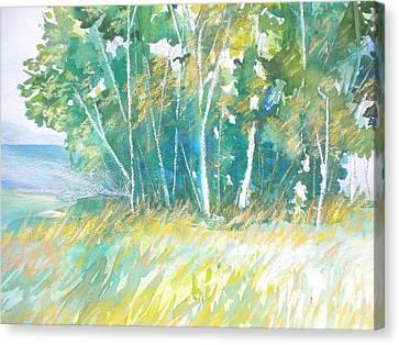 Sam's Gap Canvas Print
