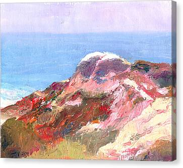 San Clemente Overlook Canvas Print
