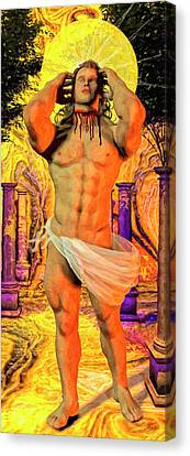 San Cosme Canvas Print